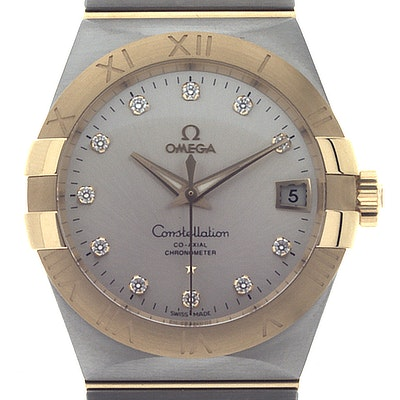 Omega Constellation Co-Axial - 123.20.38.21.52.002