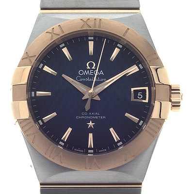 Omega Constellation Co-Axial - 123.20.38.21.03.001