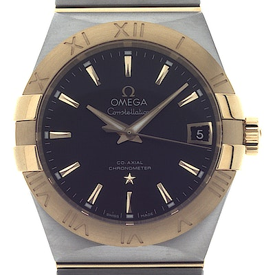 Omega Constellation Co-Axial - 123.20.38.21.06.001