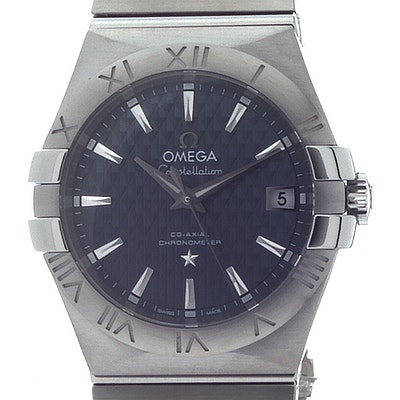 Omega Constellation Co-Axial - 123.10.35.20.03.002