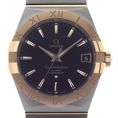 Omega Constellation Co-Axial - 123.20.38.21.13.001