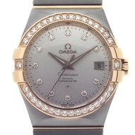 Omega Constellation - 123.25.35.20.52.001