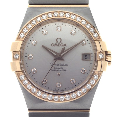 Omega Constellation Co-Axial - 123.25.35.20.52.001
