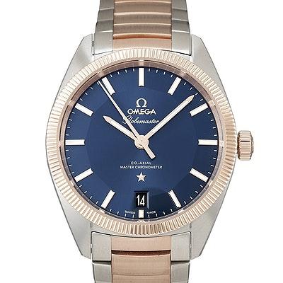 Omega Constellation Globemaster Co-Axial Master Chronometer - 130.20.39.21.03.001