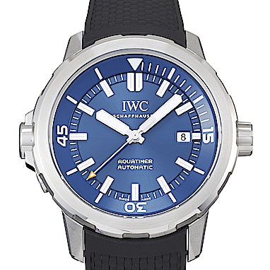 """IWC Aquatimer Automatic Edition """"Expedition Jacques-Yves Cousteau - IW329005"""