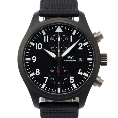 IWC Pilot's Watch Chronograph Top Gun - IW389001
