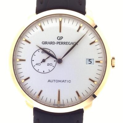 Girard Perregaux 1966  - 49543-52-131-BKBA