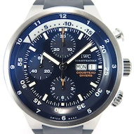 IWC Aquatimer Tribute to Calypso Ltd. - IW 378201