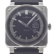 Bell & Ross BR 03-96 Grande Date - BR0396-SI-ST