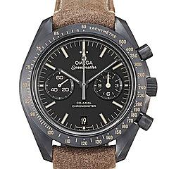"""Omega Speedmaster Moonwatch - """"Vintage Black"""" - 311.92.44.51.01.006"""