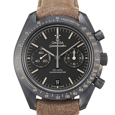 "Omega Speedmaster Moonwatch - ""Vintage Black"" - 311.92.44.51.01.006"