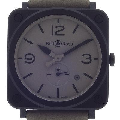 Bell & Ross BR S Desert - BRS-DESERT-CEM