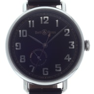 Bell & Ross WW1-97 Heritage - BRWW197-HER-ST/SCR