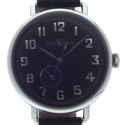 Bell & Ross WW1 Heritage - BRWW197-HER-ST/SCR