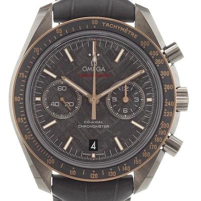 """Omega Speedmaster Moonwatch - """"Meteorite - 311.63.44.51.99.002"""