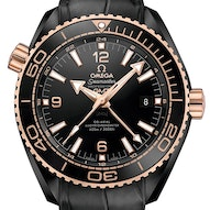 Omega Seamaster Planet Ocean Deep Black - 215.63.46.22.01.001