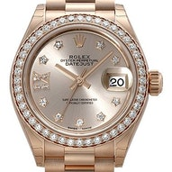 Rolex Lady-Datejust 28 - 279135RBR