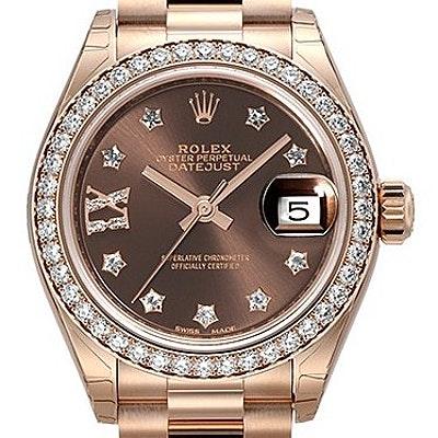 Rolex Lady-Datejust 28 - 279135RBR