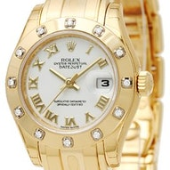 Rolex Pearlmaster 29 - 80318