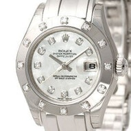 Rolex Pearlmaster 29 - 80319
