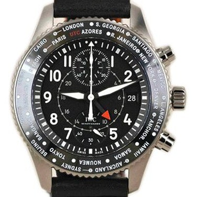 IWC Pilot's Watch Timezoner Chronograph - IW395001