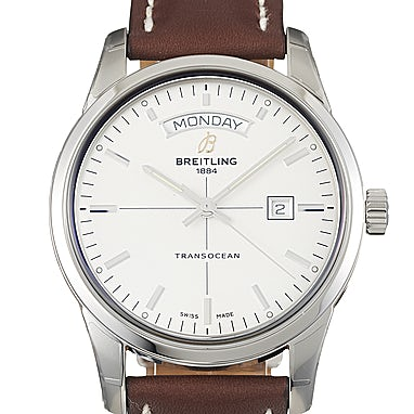 Breitling Transocean Day & Date - A4531012.G751.438X.A20D.1
