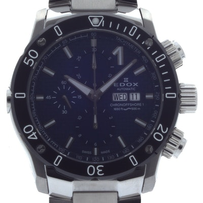 Edox Chronoffshore-1  - 01122 3M BUIN