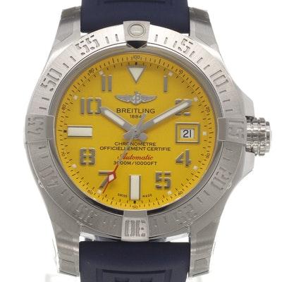 Breitling Chronomat Avenger II Seawolf  - A1733110.I519.158S.A20SS.1