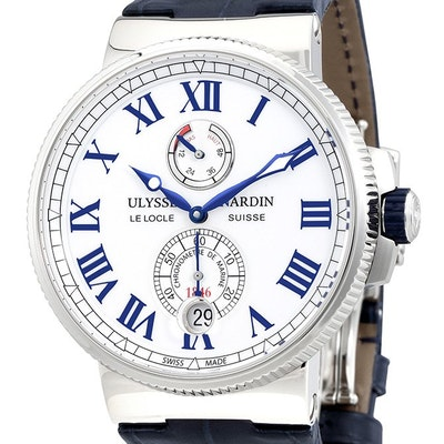 Ulysse Nardin Marine Chronometer - 1183-122/40