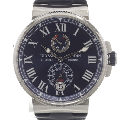 Ulysse Nardin Marine Chronometer - 1183-122/43