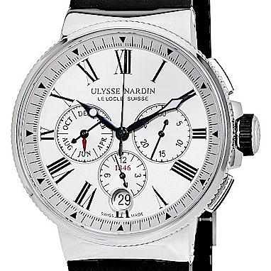 Ulysse Nardin Marine Chronograph - 1533-150-3/40