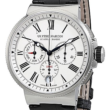 Ulysse Nardin Marine Chronograph - 1533-150/40