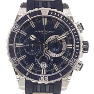 Ulysse Nardin Diver Chronograph - 1503-151-3/93