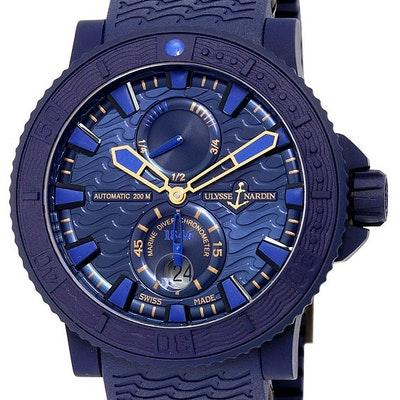 Ulysse Nardin Diver Black Sea - 263-99LE-3C