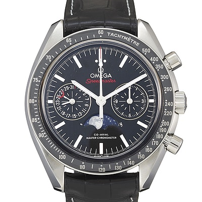 Omega Speedmaster Moonwatch Co-Axial Master Chronometer Moonphase Chronograph - 304.33.44.52.01.001