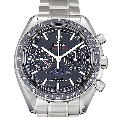 Omega Speedmaster Moonwatch Co-Axial Master Chronometer Moonphase Chronograph - 304.30.44.52.01.001
