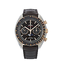 Omega Speedmaster Moonwatch Co-Axial Master Chronometer Moonphase Chronograph - 304.23.44.52.13.001
