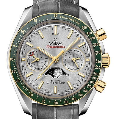 Omega Speedmaster Moonwatch Co-Axial Master Chronometer Moonphase Chronograph - 304.23.44.52.06.001