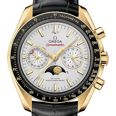 Omega Speedmaster Moonwatch Co-Axial Master Chronometer Moonphase Chronograph - 304.63.44.52.02.001