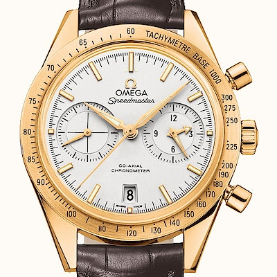 Omega Speedmaster 57 Co-Axial Chronograph - 331.53.42.51.02.001