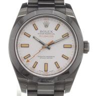 Rolex Milgauss DLC - 116400