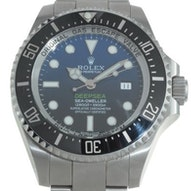 "Rolex Sea-Dweller Deepsea ""James Cameron Deep Blue"" - 116660"