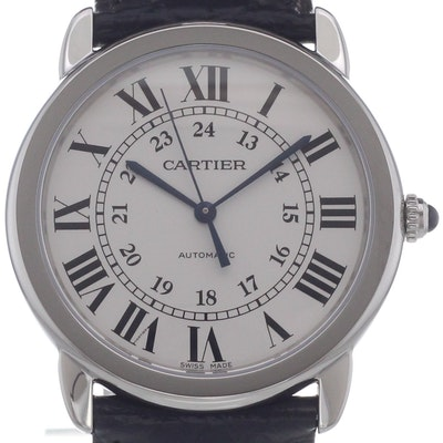 Cartier Ronde Solo - WSRN0013