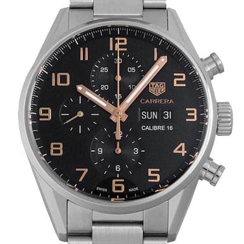 3545502da187 Tag Heuer. Carrera Calibre 16 Automatic Chronograph