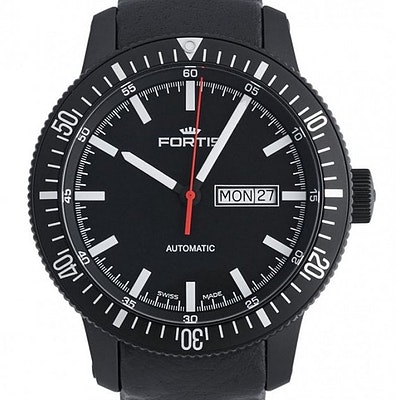 Fortis Monolith Chronograph - 647.18.31 L01