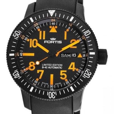 Fortis B-42 Black Mars 500 - 647.28.13 K