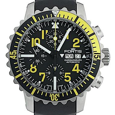 Fortis Marinemaster Chronograph - 671.24.14 L01