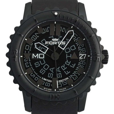 Fortis B-47 Big Black - 675.18.81 L01