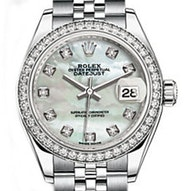"Rolex Lady-Datejust 28 ""Baselworld 2017"" - 279384RBR"