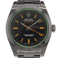 Rolex Milgauss DLC - 116400GV